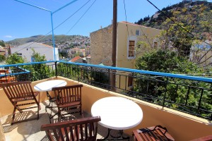 Room With Tvin Beds_Hotel Symi Center_Symi Island_Dodecanese